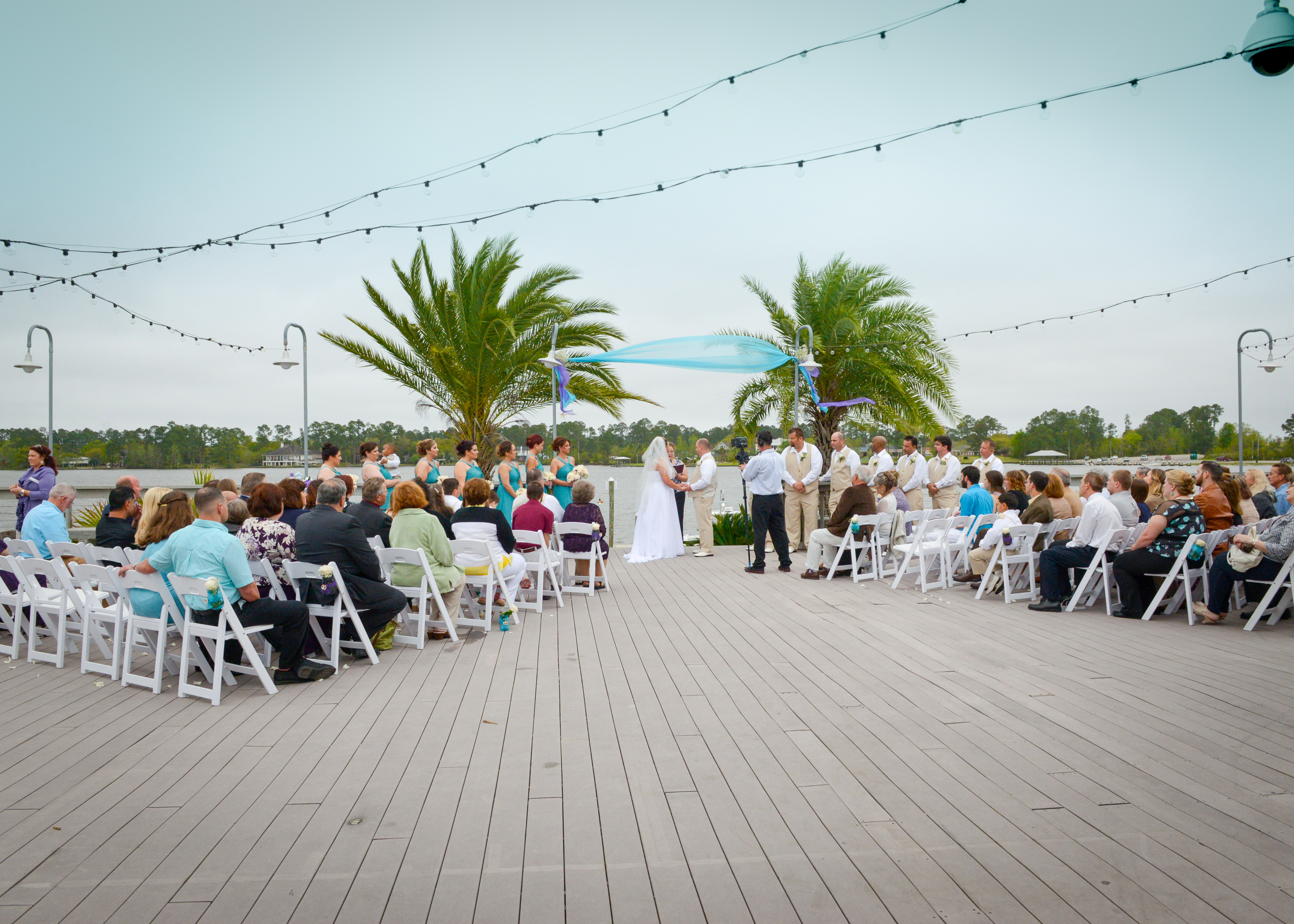The Dock Gulfport Mississippi Bar and Grill, Wedding Venue, Special Events, Private Parties, Fundraisers